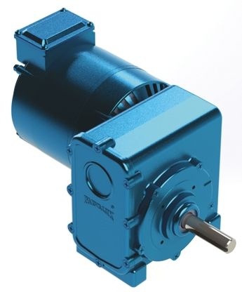 Parvalux Induction AC Geared Motor, 3 Phase, Reversible, 220 V ac, 380 V  ac, 440 V ac, 3 rpm, 190 W
