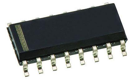 Analog Devices ADM691ARZ, Processor Supervisor 4.65V, WDT 16-Pin, SOIC