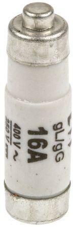 ETI 16A D01 Neozed Fuse, E14 Thread Size, gG, 400V ac