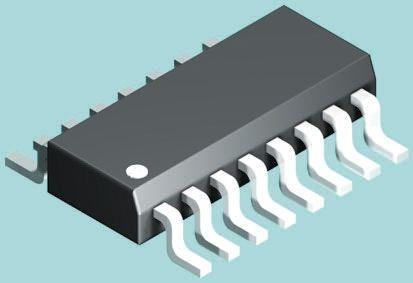 SMP08FSZ, Sample & Hold Circuit, 7μs 8-Channel Dual, Single Power Supply, 16-Pin SOIC