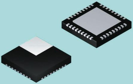 Si5326C-C-GM, Frequency Multiplier 4, 2 kHz → 346 MHz, 36-Pin QFN
