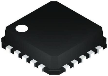 Analog Devices ADP1050ACPZ-R7, Dual DC-DC Buck Controller 625 kHz, 3 → 3.6 V 20-Pin, LFCSP WQ
