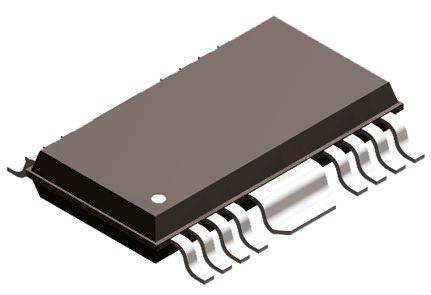 Toshiba モータドライバIC, 10~45 V, 16-Pin HSOP ブラシ付きDC, 13.5mm, TB6642FGO,8,EL