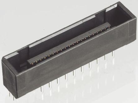 JAE, TX25, 50 Way, 2 Row, Straight PCB Header