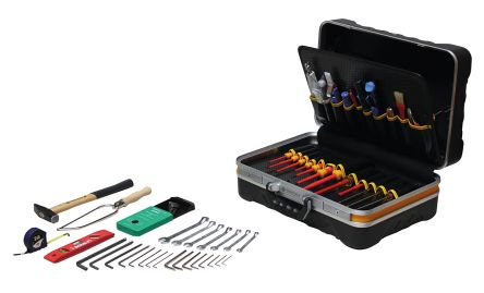 Bernstein 64 Piece Electronics Tool Kit