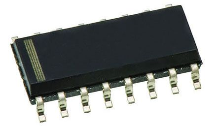 STMicroelectronics L6566B Multimode SMPS Controller, 800 mA, 107 kHz, 16-Pin, SOIC