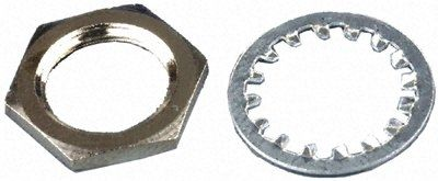 Broadcom 200 piece Nuts and Washers, 3/8-32 UNEF 2B