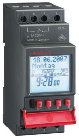 Buy Timers & Counters parts & accessories online | RS Components on