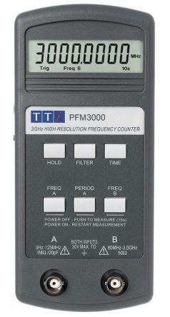 Aim-TTi PFM3000 Frequency Counter 3GHz