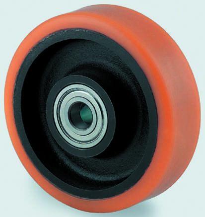 FTP 150X50-Ø20 NL60 | Tente Brown PUR Castor Wheels FTP 150X50-Ø20 NL60 1400kg | Tente & FTP 150X50-Ø20 NL60 | Tente Brown PUR Castor Wheels FTP 150X50-Ø20 ...