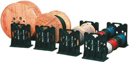 HellermannTyton Cable Rack 230mm (H) x 440mm (L) x 410 mm (W) in HDPE