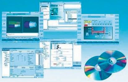Bosch Rexroth PLC Programming Software SWA-IWORKS-IL-04VRS-D0-CD650 for use  with Win CE-based HMI PLC for Windows CE