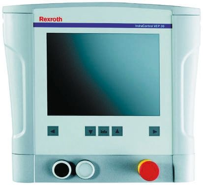Bosch Rexroth VEP 30 CG Series Touch-Screen HMI Display 8 4 in TFT LCD 800  x 600pixels