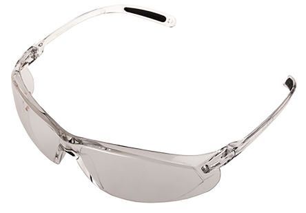 Honeywell A700 UV Safety Glasses, Clear Polycarbonate Lens, Scratch Resistant