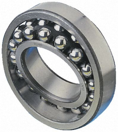 6210 | 50mm Deep Groove Ball Bearing 90mm O D | RS Components