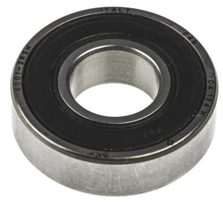 6211-2RS1 Radial Ball Bearing Double Sealed Bore Dia 55mm OD 100mm Width 21mm