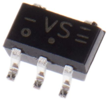 ON Semiconductor 7SB385DTT1G, Bus Switch, 1 x 1:1, 4 → 5.5 V, 5-Pin TSOP