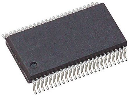 Nexperia 74LVC162244ADL,112 16-ChannelBuffer & Line Driver, 3-State, 48-Pin SSOP