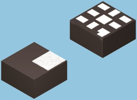 ON Semiconductor FPF2702MPX, Current Limiting Switch, 3.5A 8-Pin, MLP