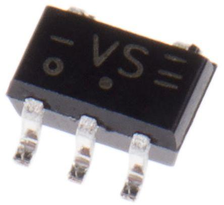 Nexperia 74LVC1G125GW,125Buffer & Line Driver, 3-State, 5-Pin TSSOP