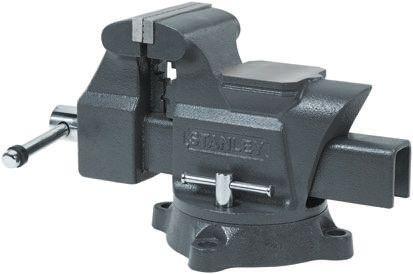 Stanley Bench Vice x 105mm x 150mm, 15kg