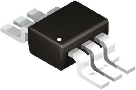 Analog Devices, ADP2300AUJZ-R7 Step-Down Switching Regulator 1.2A Adjustable 6-Pin, TSOT