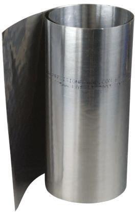 Green Steel Shim, 100in x 6in x 0.203mm