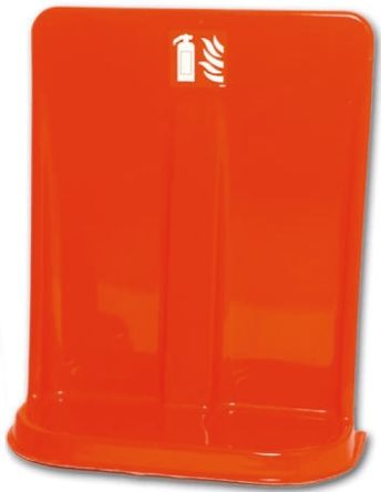Fire Extinguisher Stand, Red product photo