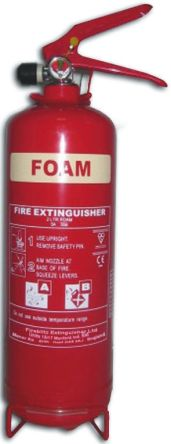 2L AFFF Foam Fire Extinguisher for Electrical, Vehicle (A, B) product photo