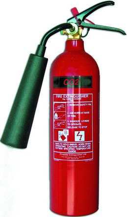 5kg Carbon Dioxide Fire Extinguisher for Electrical (B, E) product photo