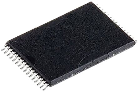Alliance Memory, AS6C1008-55TIN SRAM Memory, 1Mbit, 55ns, 2.7 → 5.5 V TSOP 32-Pin