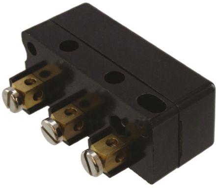 Limit Switch Lever Plastic, NO/NC, 250V