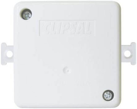 SQUARE JUNCTION BOX & BASE WIT on