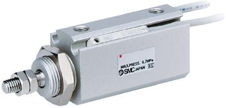 SMC CDJP2B10-10D Пневматический цилиндр со штырьком