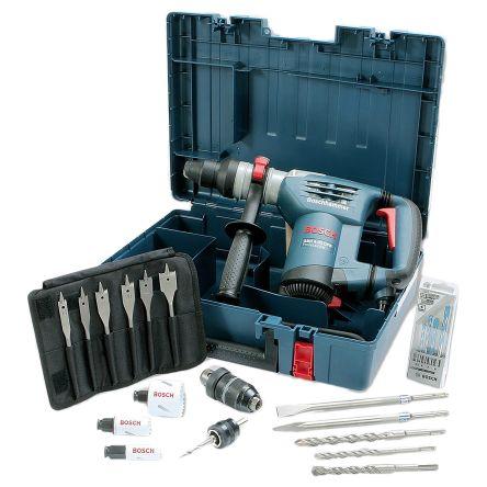 Taladro Bosch GBH 4-32 DFR, 0 → 760rpm, 240V, 900W, 4.7kg, Tipo G - Británico de 3 Pines