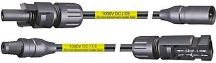 Multi Contact Adapter Lead Rated At 20A, 1 kV