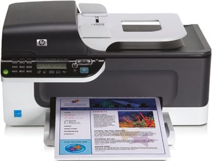 cb780a hewlett packard hp officejet j4580 all in one printer 562 rh mt rsdelivers com HP J4580 Printer Ink hp j4580 user manual