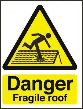 5 x Danger Label (English), Black/Yellow Self-Adhesive PVC product photo