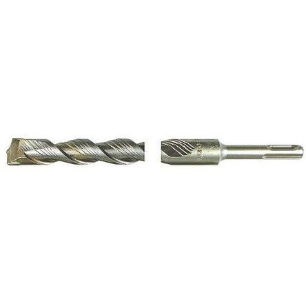 Chrome Nickel Molybdenum Steel 450 mm SDS-Plus Drill Bit, 20mm Diameter product photo