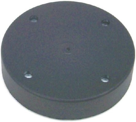 Magnetic base for machine/inspect light