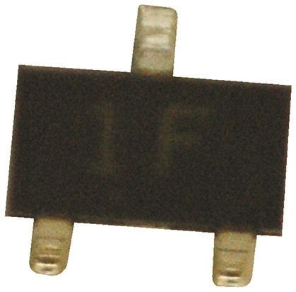 Toshiba 1SS181TE85L,F Dual SMT Switching Diode, Common Anode, 85V 300mA, 3-Pin SOT-346 3000