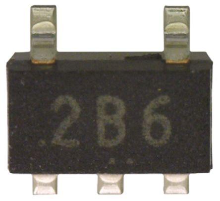 Toshiba TC7SH04F(F) CMOS Inverter, 5-Pin SSOP