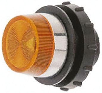 LED Panel Mount Indicator Lens & Lampholder Combination,
