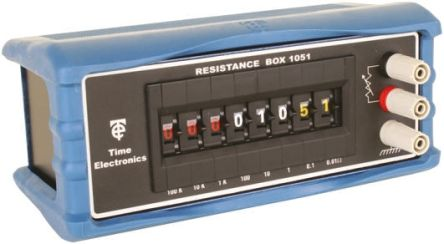 Time Electronic 1051 Decade Box, Decade Box Type Resistance, Resistance Resolution 0.01Ω