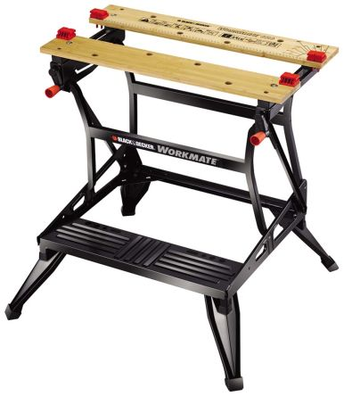 Black & Decker Steel Work Bench 200mm x742mm x740mm (WM626-XJ )