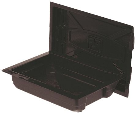 Drip Tray, RS PRO Polystyrene, W 320mm L 510mm H 65mm