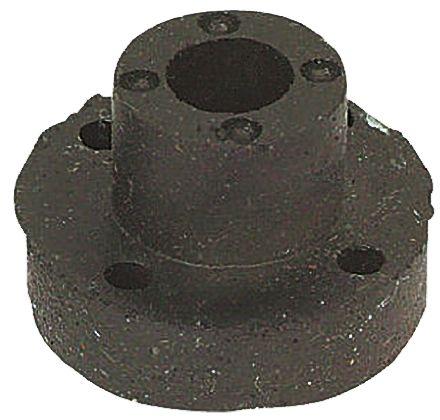 1/4in 9/16in Ring Shock Mount 51820 Neoprene +180°F -20°F 1 -> 5lb 13/16in product photo