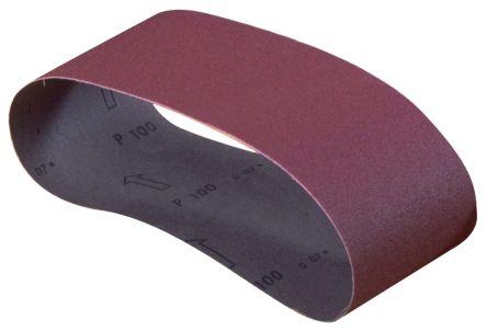 Norton Aluminium Oxide Coarse Sanding Belt, 40 Grit, 610mm x 100mm