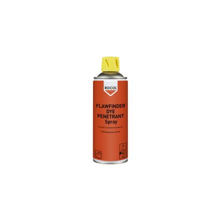 Rocol Flaw and Leak Spray, Penetrant, 300ml, Aerosol