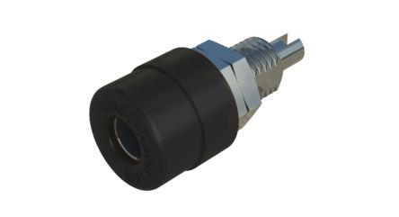 Hirschmann Test & Measurement 接线柱, 额定电流 32A, 母座, 23.5mm长, 额定电压 30 V ac, 60 V dc